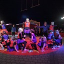 Zirkus-Projekt 2016, Akrobatik ganz groß, Foto: Christoph Riefenstahl